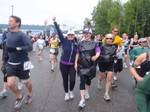 Photo taken at Alaska Marathon