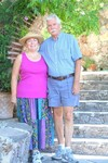 Norm and Nancy in San Miguel de Allende