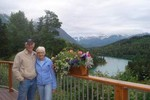 Bob and Jan in Alaska