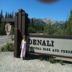 Denali National Park Alaska July 2010