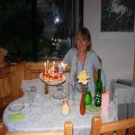 BIRTHDAY AT HOME IN THE VERANDA JULY