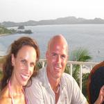 Helen and Todd Rivers in Costa Rica 2010