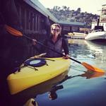 Kayaking in Tiburon