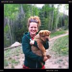 Hiking with Max (dog sit) in Santa Fe Mtns