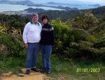 Brian & Mary in NZ