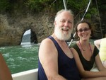 dolphin watch in Costa Rica with Lizzey