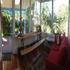 Sunroom and back deck and garden