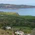 Our house with Fishguard Harbour in the background