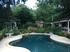 Backyard with pool and Gazebo